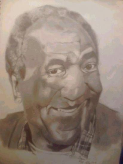 Bill Cosby by shawnx24